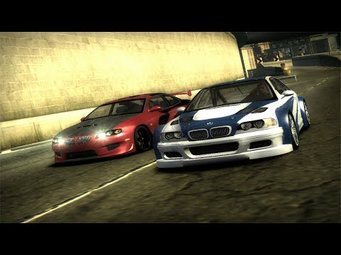 Need For Speed: Most Wanted - Rog's Pontiac GTO Run