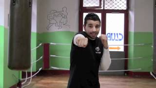 Corso di Boxe online con Benoit Manno - Lezione 5 - Come portare i colpi. Diretti ganci e montanti