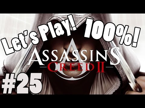 Let's Play: Assassin's Creed 2: Part 25: To Roma We Go! (100%)