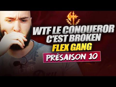 Vidéo d'Alderiate : [FR] ALDERIATE & LE FLEX GANG - PRÉSAISON 10 - GAREN VS RENEKTON - WTF CE LEVEL 1 DE FOU O_o