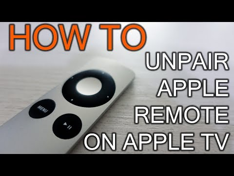 Apple tv bluetooth remote not working