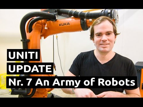 UNITI UPDATE | Episode 7 - An Army of Robots