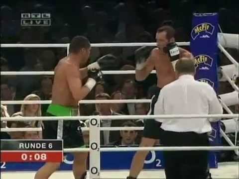 Virgil Hill vs Henry Maske II