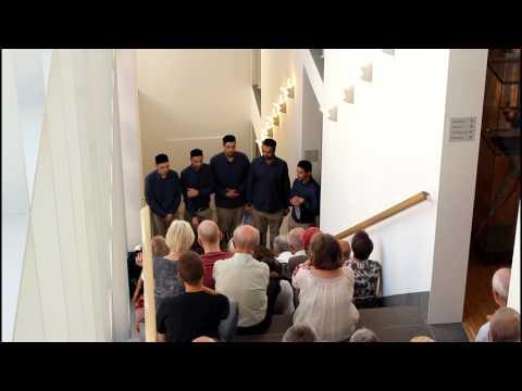 El Raudha Ensemble im RELíGIO - Westfälisches Museum für religiöse Kultur (Telgte, NRW)
