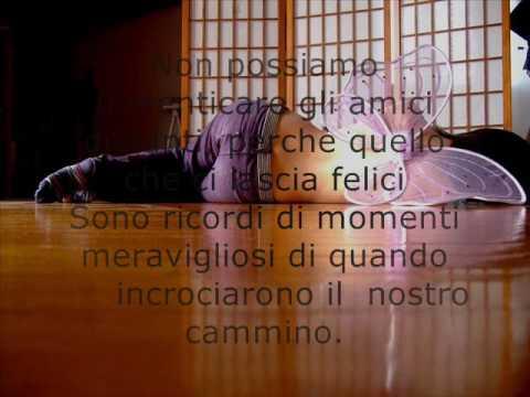 L'acrobata Michele Zarrillo