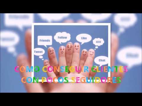 Estrategias para conseguir clientes en redes sociales SIN tener muchos seguidores listo