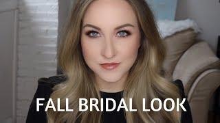 FALL BRIDE | NATURAL GLAM | FALL 2018