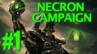 Dawn of War: Dark Crusade - Necron Campaign #1
