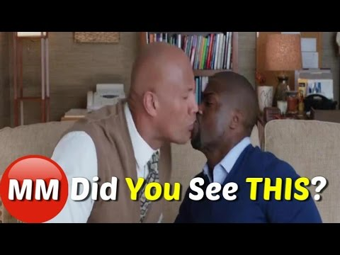 10 Central Intelligence MOVIE MISTAKES You Didn't Notice