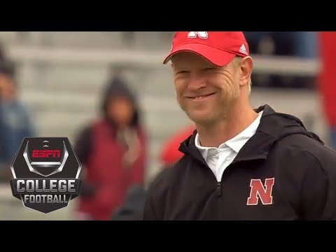 Scott Frost set on breaking Nebraska's 0-5 losing streak vs. Northwestern | College GameDay