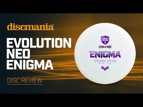 Discmania Evolution Enigma Golf Disc Review