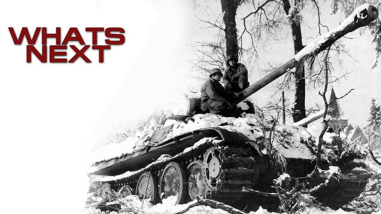 a history of the battle of the bulge in the world war two
