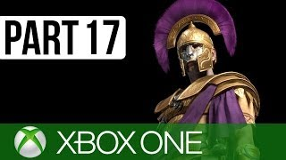 Ryse Son of Rome Gameplay Walkthrough Part 17 - COMMODUS BOSS BATTLE - Chapter 7 (XBOX ONE HD)