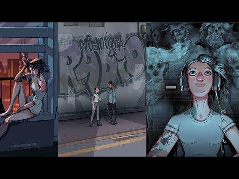 Comic: Midnight Radio