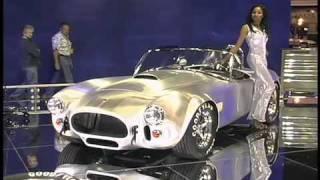 Kirkham Shelby Cobra