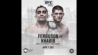 ПРЕСС КОНФЕРЕНЦИЯ UFC 223 |ХАБИБ НУРМАГОМЕДОВ  & ТОНИ ФЕРГЮСОН (ПОЛНЫЙ ВЫПУСК)