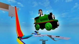 THOMAS AND FRIENDS Driving Fails Thomas Wooden Railway Roller Coaster Thomas the Train