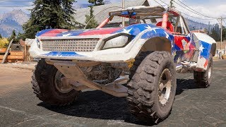 Far Cry 5 - Bailout - Open World Free Roam Gameplay (PC HD) [1080p60FPS]