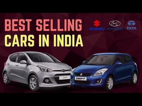 Top 10 Best Selling Cars in India 2016 [Hyundai i20, Maruti WagonR, Swift & More.. ]