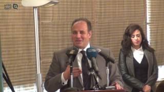 مصر العربية | محافظ البحيرة: مشروع صناعة الورق المصري هو الأول بالشرق الأوسط