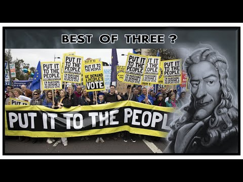 The 'People's Vote' Seek to Undermine The People's Vote #Brexit