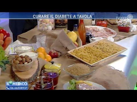 La dieta per prevenire il diabete