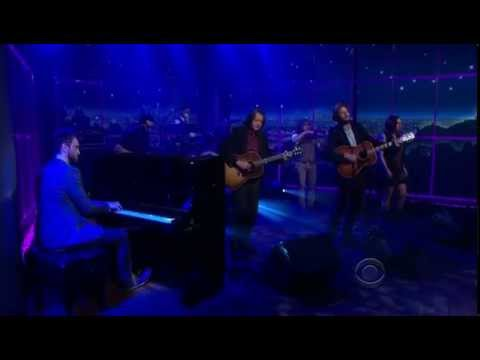 The Alternate Routes- Nothing More  Live on Craig Ferguson