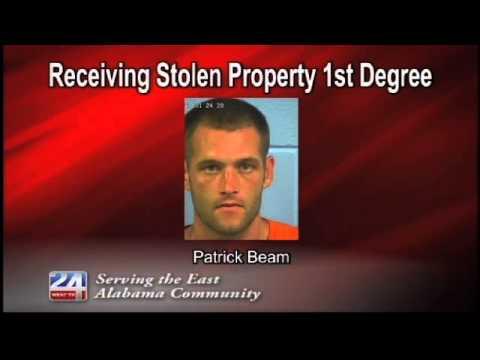 Receiving Stolen Property 1st Degree