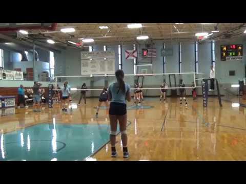 Siena Kelley- College Volleyball Recruitment Film