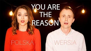 The Dziemians - You Are The Reason (POLSKA WERSJA )