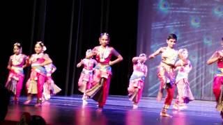 Asainthadum Mayil Dance 2015