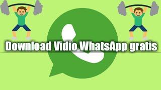 Download lagu WOWW.CARA DOWNLOAD VIDIO WHATSAPP GRATIS