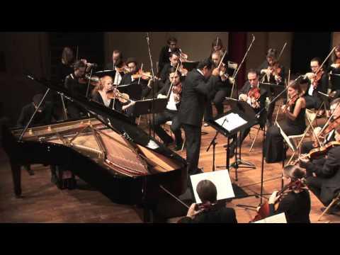 Brahms, Piano Concerto no.2 (1/4) Orchestre de l'Alliance - Pejman Memarzadeh - Adam Laloum