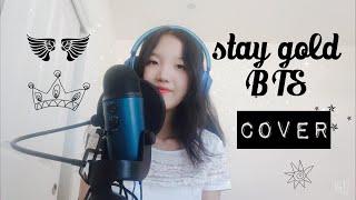 Baixar BTS (방탄소년단) Stay Gold English Cover