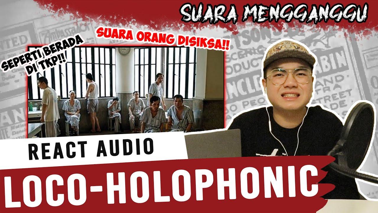 LOCO - HOLOPHONIC AUDIO CHALLENGE! AUTO LOMPAT!