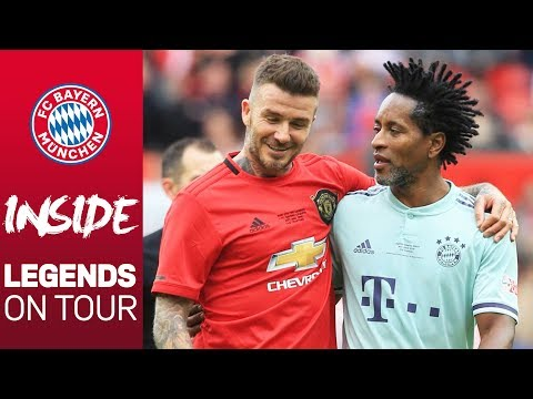 Zu Gast bei Manchester United: FC Bayern Legends on Tour | Inside FC Bayern
