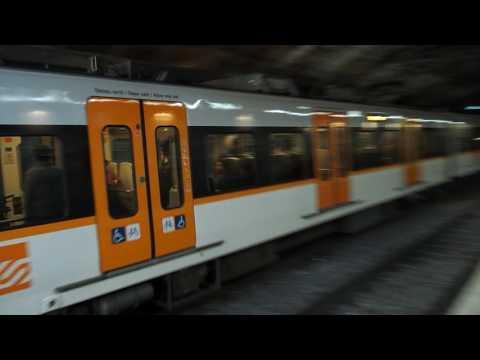Ferrocarriles de la Generalitat de Cataluña - 113.07 sin parada en Peu del Funicular
