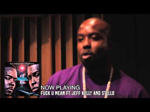 King Nitty - Neva Fallin Off (Behind The Scenes At Patch Work Studios) [Unsigned Artist]