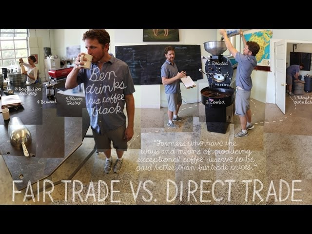 Fair Trade vs. Direct Trade   The Lexicon of Sustainability   PBS Food