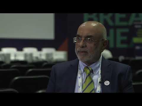 Nautical Institute UAE Branch discuss digitilisation during Seatrade Maritime Middle East 2018