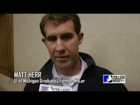 Matt Herr On Prep School Hockey