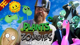 PLANTS vs. ZOMBIES: THE MUSICAL [by Random Encounters]