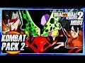 Dragon Ball Xenoverse 2 PC Mortal Kombat DLC Pack 2 Mod Gameplay All Outfit Pack 2