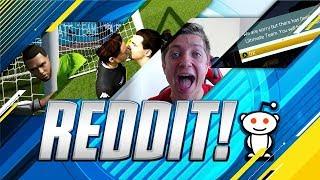 REDDIT - FIFA 18 - NAJMOCNIEJSZY SAMOBÓJ EVER?!