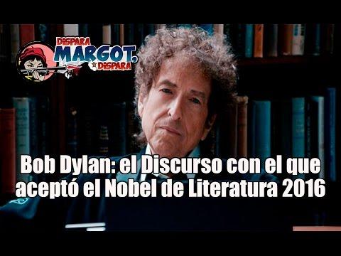 Bob Dylan: el Discurso con el que Aceptó el Nobel de Literatura 2016