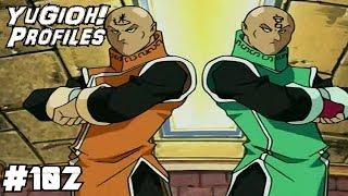 Yugioh Profile: Para & Dox  - Episode 102 (Paradox Brothers)
