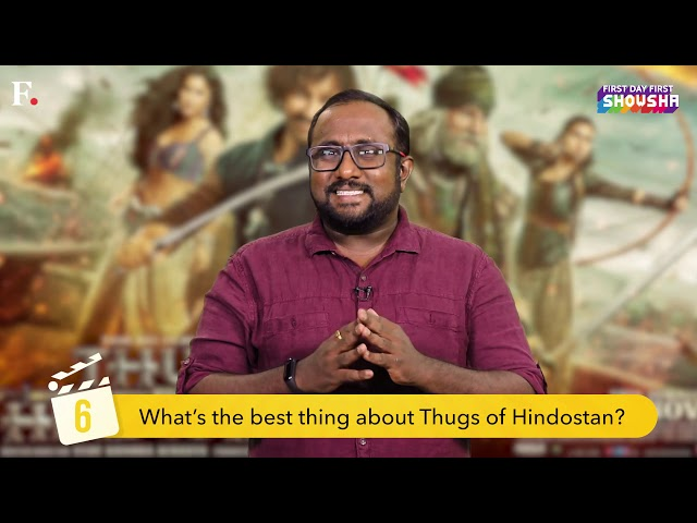 Thugs of Hindostan Movie Review | First Day First Showsha