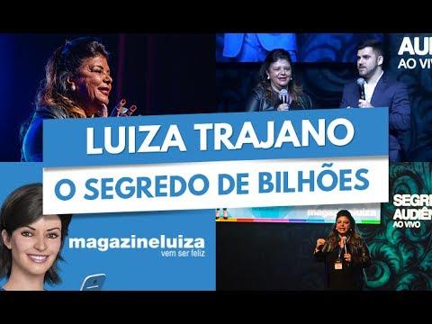 Luiza Trajano - Os Segredos de Bilhões da Magazine Luiza - SDA 2017 AO VIVO