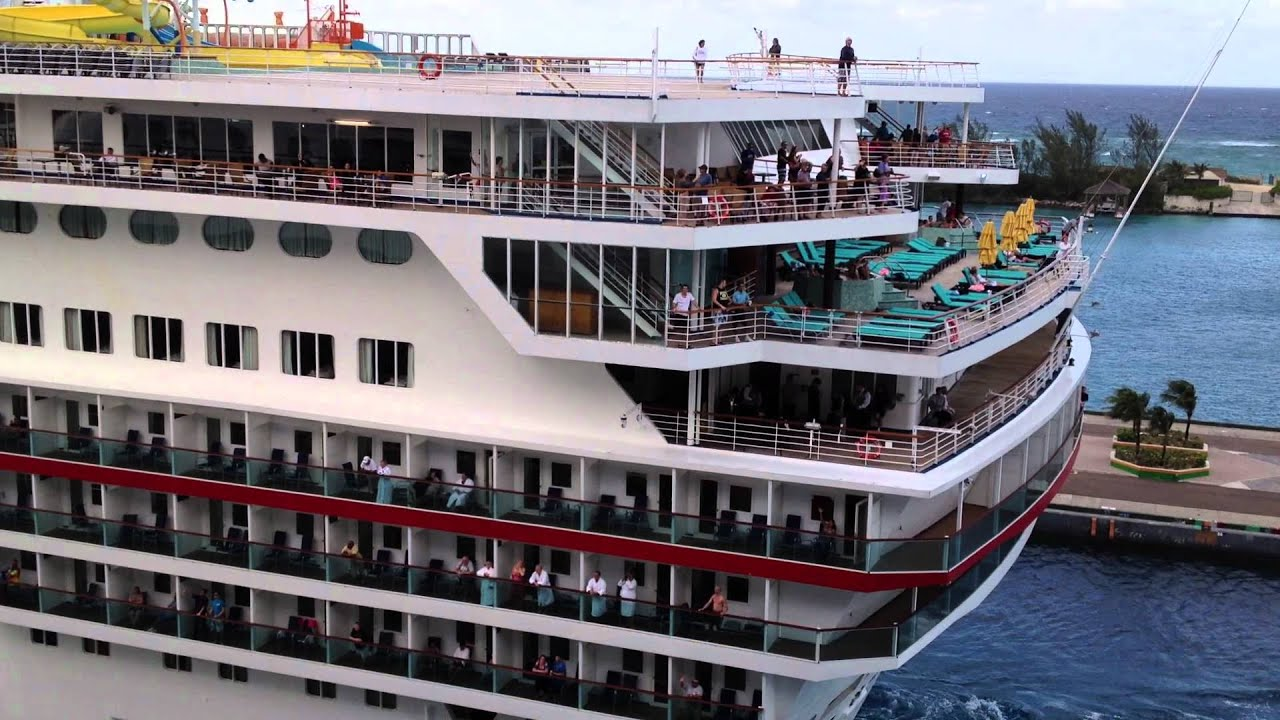 how to cancel carnival cruise without penalty