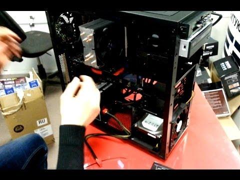 видео: Как собрать компьютер (наглядное пособие)